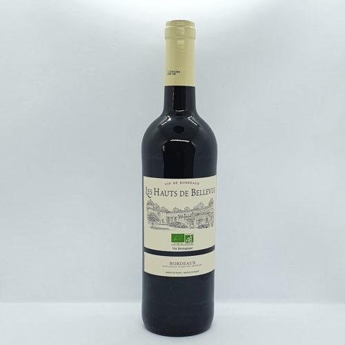 Vin Rouge Bio Bordeaux