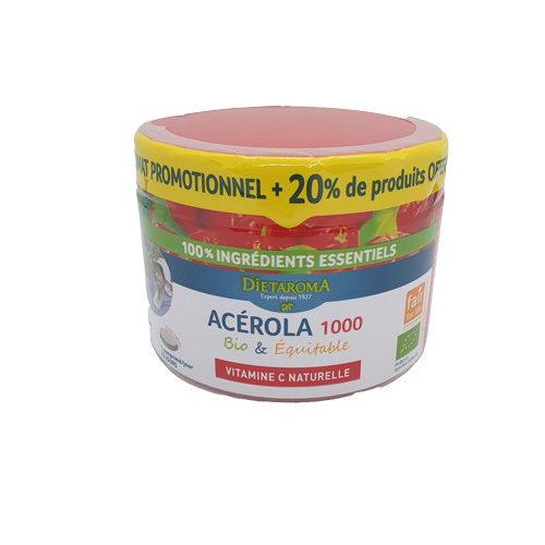 Vitamines C Naturelles Acerola Dietaroma