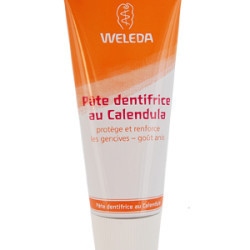 Pâte Dentifrice Au Calendula WELEDA