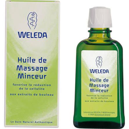 Weleda Huile Massage Minceur